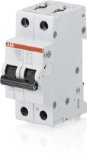 Automatsikring C 10A 1P+N, S201-C10 NA