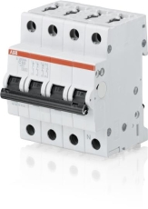 Automatsikring C 16A 3P+N, S203-C16 NA