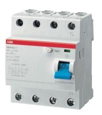 Fejlstrømsafbryder HPFI 4P 40A 30mA, F204A-40/0,03