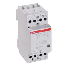 Modulkontaktor 24A 4 slutte ESB 24-40-00 230V brumfri