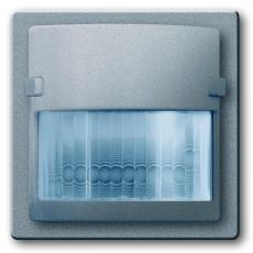 KNX Bevægelsessensor Komfort aluminiumsølv