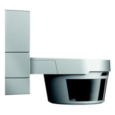 KNX Udvendig Bevægelsessensor Premium sølv