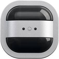 KNX Tilstedeværelsessensor mini premium sølv 6131/21-183-500