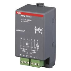 KNX Snap-On Elektronisk Kontaktaktuator 2-Kanal 230V
