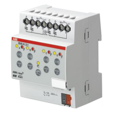 KNX Elektronisk Kontaktaktuator 4-Kanal mdrc