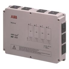 KNX Room Controller 4 Moduler Rc/A4.2