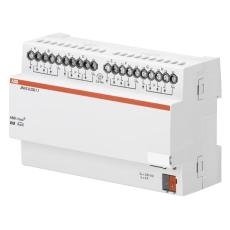 KNX Persienneaktuator 8-Kanal 230V AC mdrc JRA/S 8.230.1.1