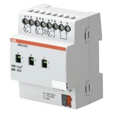 KNX Energi Aktuator 3-Kanal 230V 16/20A mdrc Se/S3.16.1