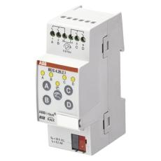 KNX Binære Indgangsmoduler Med Kontaktscanning 4-Kanal mdrc