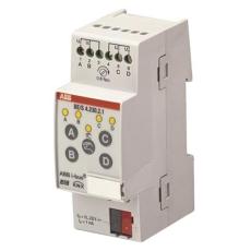 KNX Binære Indgangsmoduler 4-Kanal 10...230V mdrc
