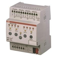 KNX Security Alarm Sikkerhedsterminal 8-Kanal mdrc MT/S8.12.