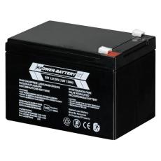 KNX Forseglede Blysyrebatterier 12V DC 12 aH