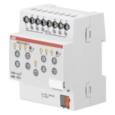 KNX Ventildrevaktuator 6 Kanal mdrc Vaa/S6.230.2.1