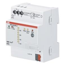 KNX Strømforsyning 320mA med diagnosticering, LED Display