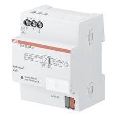 KNX Strømforsyning 160mA mdrc Sv/S30.160.1.1