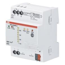 KNX Strømforsyning 640mA med diagnosticering, LED Display
