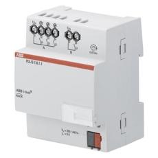 KNX Blæser-/Ventilator aktuator 6A 1-Kanal mdrc Fcl/S 1.6.1.