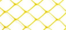 Expo-net 2,2 x 50 m miljønet, 20 x 20 mm, gul 132-220