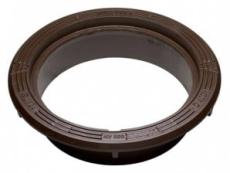 NV 600 x 267 mm karm uden pakning, rund, flydende, GG