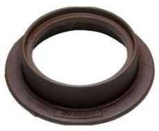 NV 315 x 101 mm karm uden pakning, rund, fast, GG
