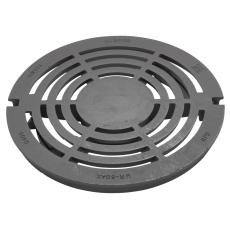 Ulefos 600 mm rist uden pakning med fjederlås, 40 t, SG UR 6
