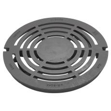 Ulefos 600 mm rist uden pakning med fjederlås, 90 t, SG UR 6