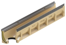 ACO V100S SEAL IN 1000 mm rende 0.0.2 m/galv. karm/udløb, u/