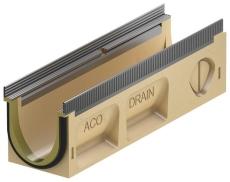 ACO V100S SEAL IN 500 mm rende 10.1 med galv. karm, u/udløb/