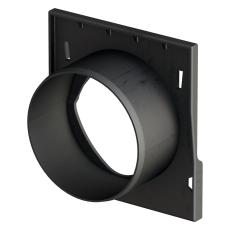 ACO V100PP/PS endevæg m/110 mm studs til V100PP/PS 150 mm re