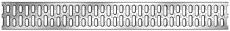 ACO V100 500 mm rustfri spalterist, 25 t