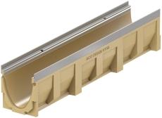 ACO V150S 1000 mm rende 0.0 med galv. karm, uden udløb/rist