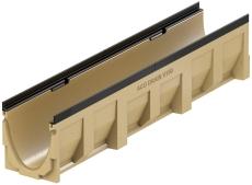 ACO V150G 1000 mm rende 10.0 med støbejernskarm, uden udløb/