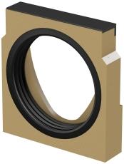 ACO V150G endevæg m/160 mm studs t/V150G 10. render m/stbj.k