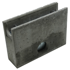 Duco Mini 500 mm sandfang uden rist