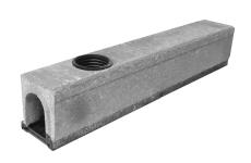 Duco Maxi 100 1000 mm rende med støbejernsrist/udløb, 25 t