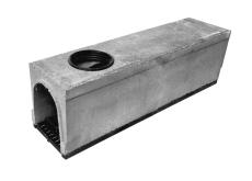 Duco Maxi 200 1000 mm rende med støbejernsrist/udløb, 40 t