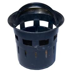 Duco 260 x 250 mm slamspand til rendestens- og smedejernskar