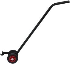 Duco 1300 mm dækselløfter med hjul, lang model, universal