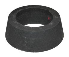 Duco 315 mm kegle, PVC-genbrugsplast, 12,5 t