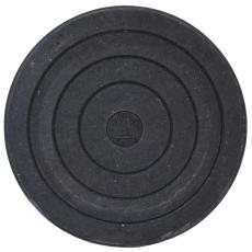 Duco 315 mm dæksel til kegle, PVC-genbrugsplast, 0,2 t