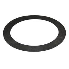 Duco 600 x 9/22 mm topring, skrå, PEL-genbrugsplast