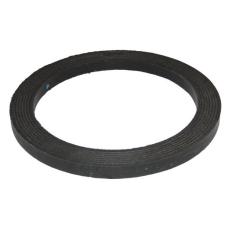 Duco 600 x 50 mm topring, plan, PVC-genbrugsplast