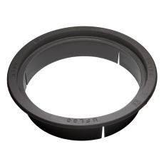 Ulefos 800 x 220 mm karm uden pakning, rund, flydende, SG UF