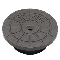 Ulefos 200 mm dæksel uden pakning, 40 t, SG UT 20