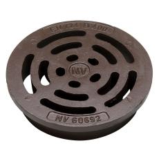 NV 315 mm rist uden pakning og lås, 1,5 t, GG