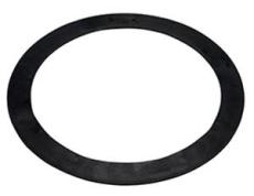 Kombi Ringen 600 x 10 mm topring, plan, PE 600P