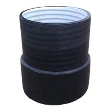 Uponor 600 x 500 mm forlængerrør m/gummiring til Weholite ta