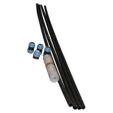 Watercare 40 mm tryksivestreng til manifold, trækfast, 1 x 1