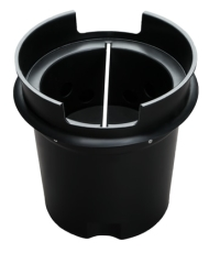 Ulefos 315 mm brønd-kulfilter til håndtering af lugtgener