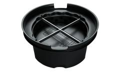 Ulefos 600 mm brønd-kulfilter til håndtering af lugtgener